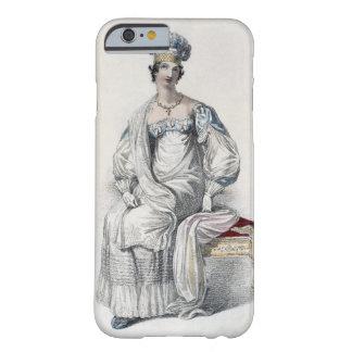 Vestido de la ópera, placa de moda de Reposi de Funda De iPhone 6 Barely There