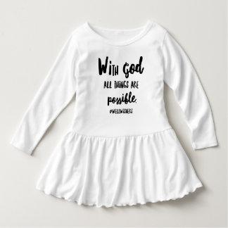 Vestido de los chicas para Wishers bien