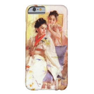 Vestido de lujo 1888 funda para iPhone 6 barely there