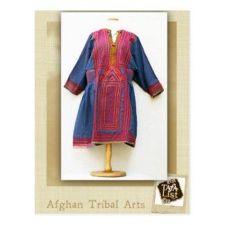 Vestido del Baluchi del vintage Postales