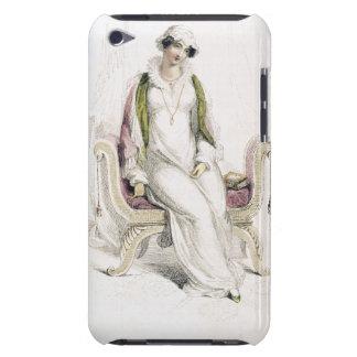 Vestido del día, placa de moda de Reposito de Acke iPod Touch Case-Mate Protector