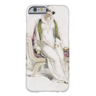 Vestido del día, placa de moda de Reposito de Funda De iPhone 6 Barely There