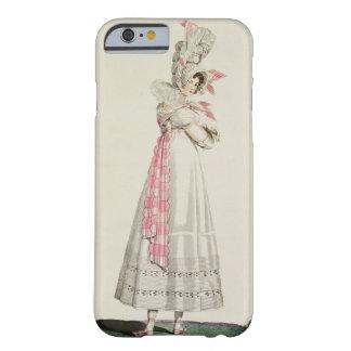Vestido del verano, placa de moda de 'Incroyables Funda De iPhone 6 Barely There