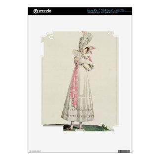 Vestido del verano, placa de moda de 'Incroyables  iPad 3 Skins