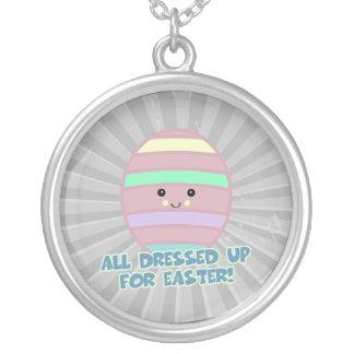 vestido para el huevo de Pascua Joyerías