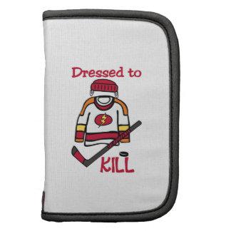 Vestido para matar organizador