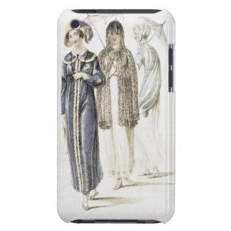 "Vestidos de la ""promenade"", placa de moda de Acker Case-Mate iPod Touch Carcasa"