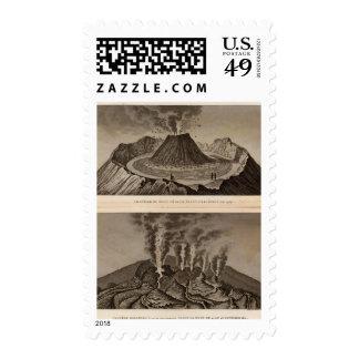 Vesuve, Dolomieu Postage Stamp