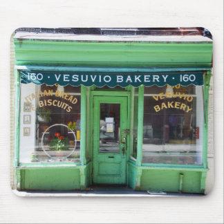 Vesuvio Bakery - SOHO, New York City Mouse Pad