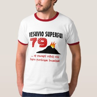 Vesuvio superfui (79) T-Shirt