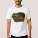 Vesuvius Erupting Shirts