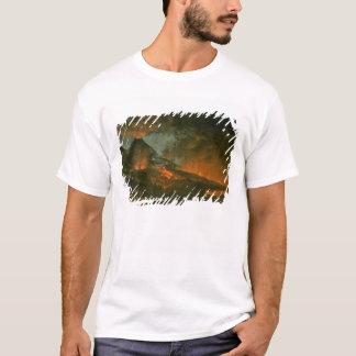 Vesuvius Erupting T-Shirt