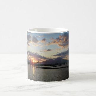 Vesuvius Sun Glow Coffee Mug