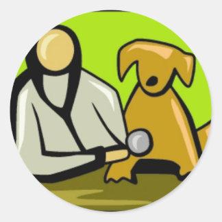 VET700 VET VETERINARIAN ANIMALS PETS MEDICAL CARE STICKERS