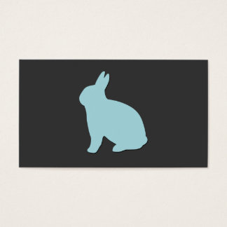 Vet / Animal Lover / Bunny / Rabbit Business Card