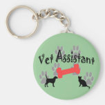 Vet Assistant Gifts Key Chain