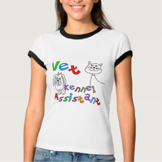 Vet Kennel Assistant T-Shirts and Gifts