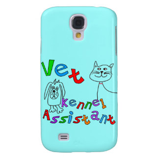 Vet Kennel Assistant T-Shirts and Gifts Samsung S4 Case