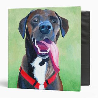 Vet Records Customizable Pet Binder