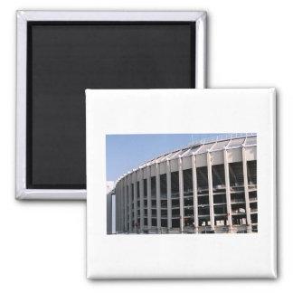 Vet Stadium Square Magnet