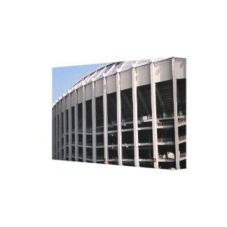 Vet Stadium Wrapped Canvas