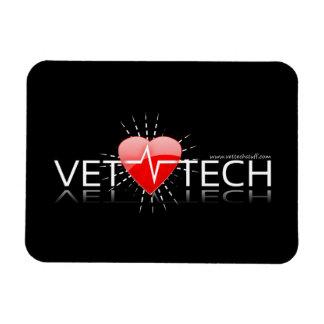 vet tech car magnet