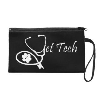 vet tech clutch both sides black