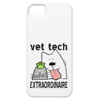 Vet Tech Extraordinaire iPhone SE/5/5s Case