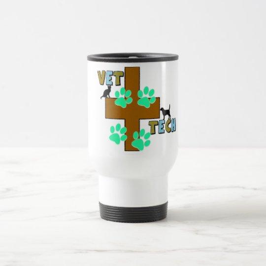 Vet Tech Gift Travel Mug