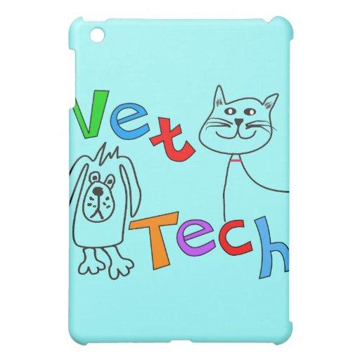 Vet Tech Gifts, Veterinary Technician Cover For The iPad Mini