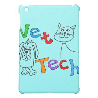Vet Tech Gifts, Veterinary Technician iPad Mini Cases