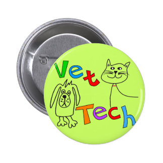 Vet Tech Gifts, Veterinary Technician Pin