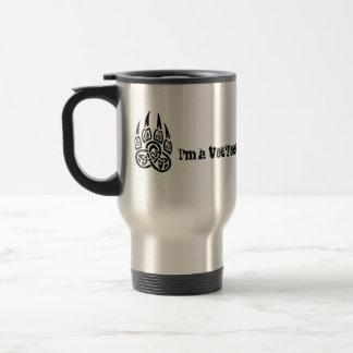 Vet Tech - Hear Me Roar! 15 Oz Stainless Steel Travel Mug
