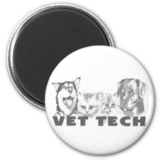 Vet Tech Magnet