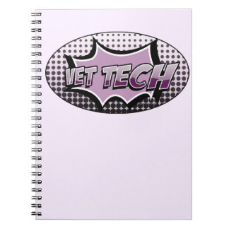 vet tech notebook
