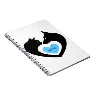 Vet Tech Spiral Notebook
