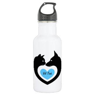 Vet Tech Stainless Steel Water Bottle