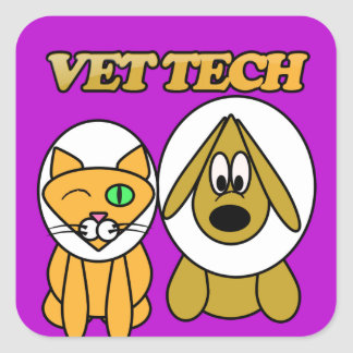 VET TECH STICKER BY WWW.VETTECHSTUFF.COM
