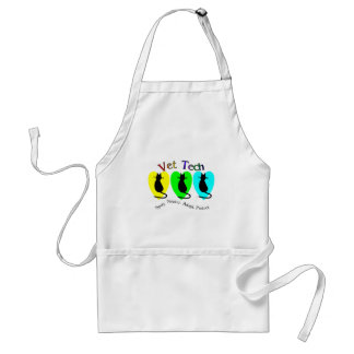 Vet Tech , Unique Gifts for Veterinary Staff Adult Apron