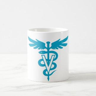 Vet Tech - Veterinary Symbol Coffee Mug