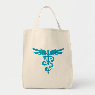 Vet Tech - Veterinary Symbol Tote Bag