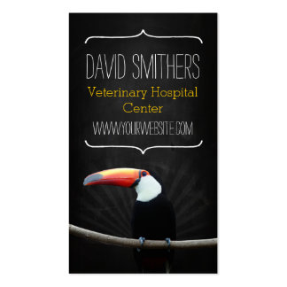 Vet/Veterinary Clinic Hospital Business Card
