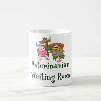 Vet Waiting Room Cup Classic White Coffee Mug