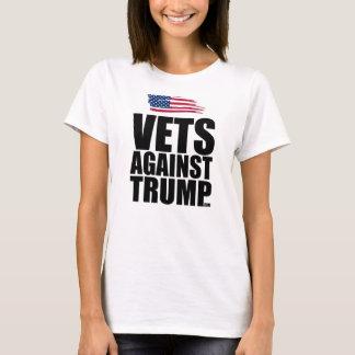 VetAgainstTrump.com (White) T-Shirt