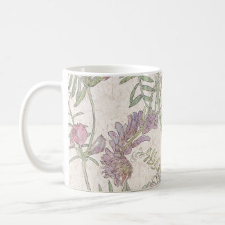 Vetchling Lathyrus Wildflower Flowers Meadow Mug
