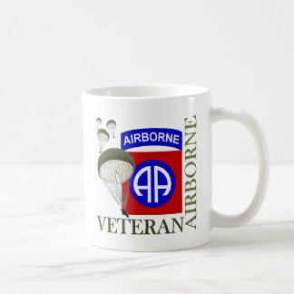 Veteran 82nd Airborne Coffee Mug