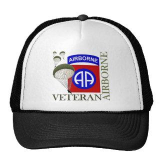 Veteran 82nd Airborne Hat