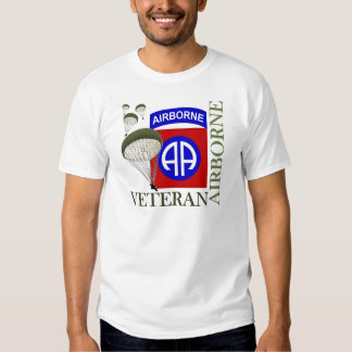 Veteran 82nd Airborne Tshirts