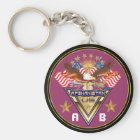 Veteran All Afghanistan New View notes please Keychain