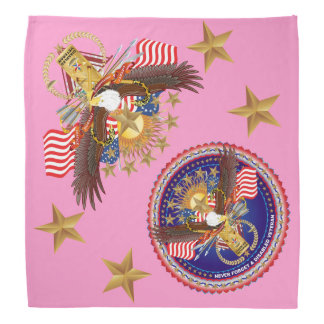 Veteran Banadana Disabled Vet. View About Design Bandana